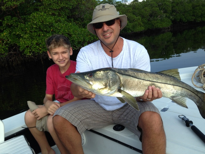 Adams big snook