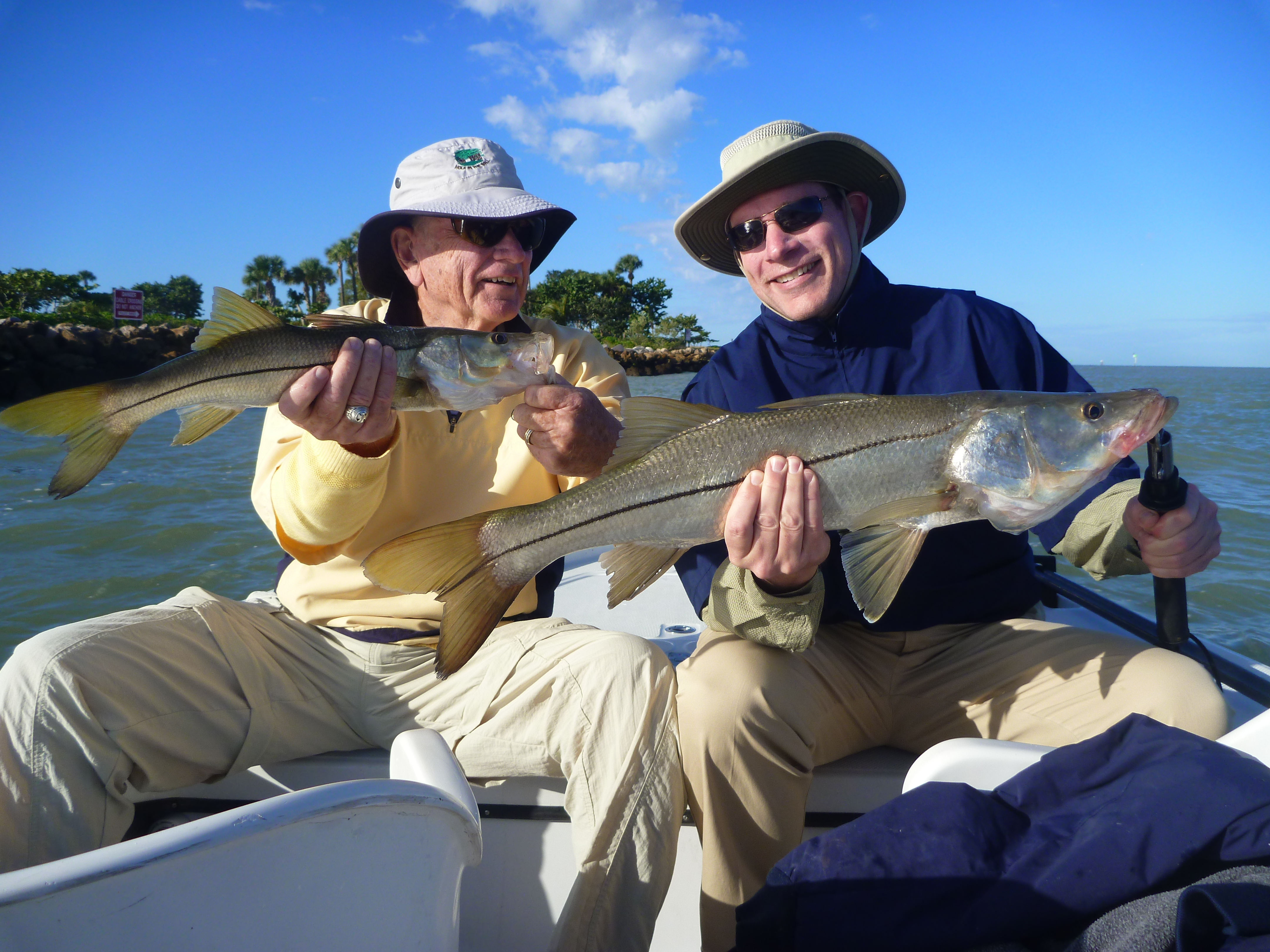 Son peter naples fishing charters marco island fishing for Naples tides for fishing
